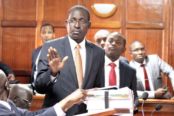 President Uhuru's Hague ICC Criminal Case Lawyer Dead