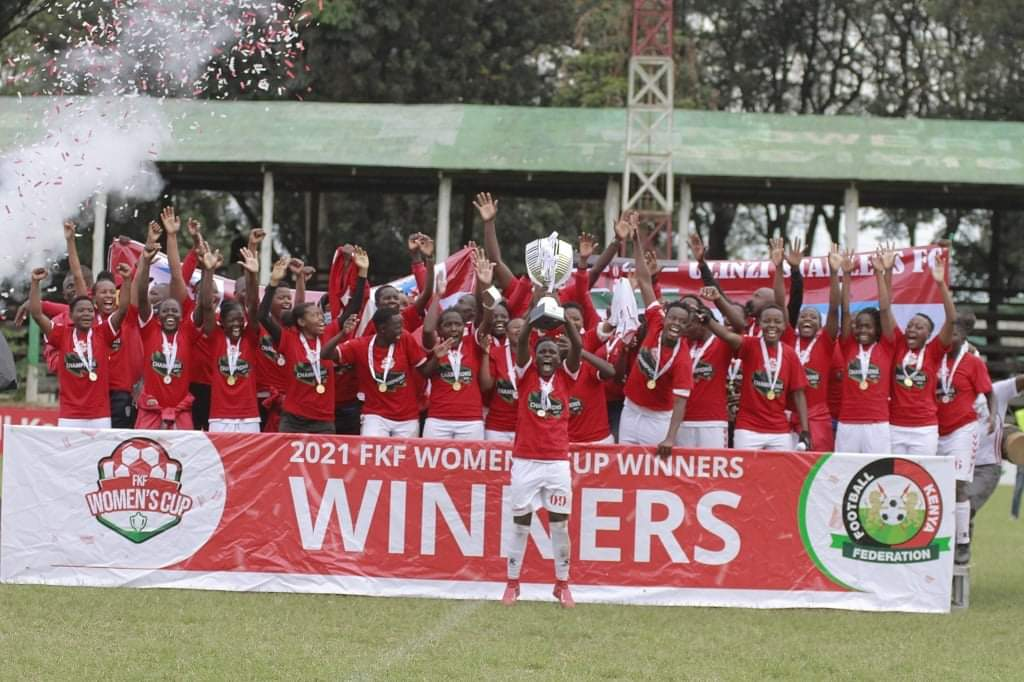 FKF Women Cup: Ulinzi Stage Palace Coup to Overthrow Vihiga Queens