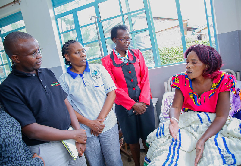 Flying Doctors, M-PESA Foundation, AMREF, UNFPA Partner For Fistula Programme