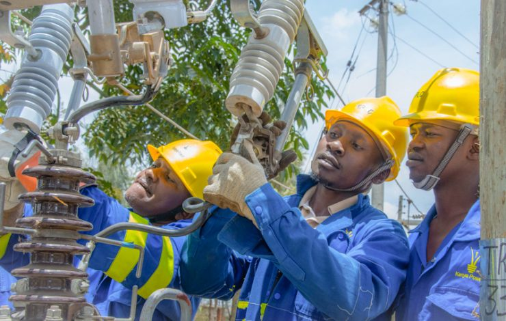 Government Takes over Kenya Power Company Management