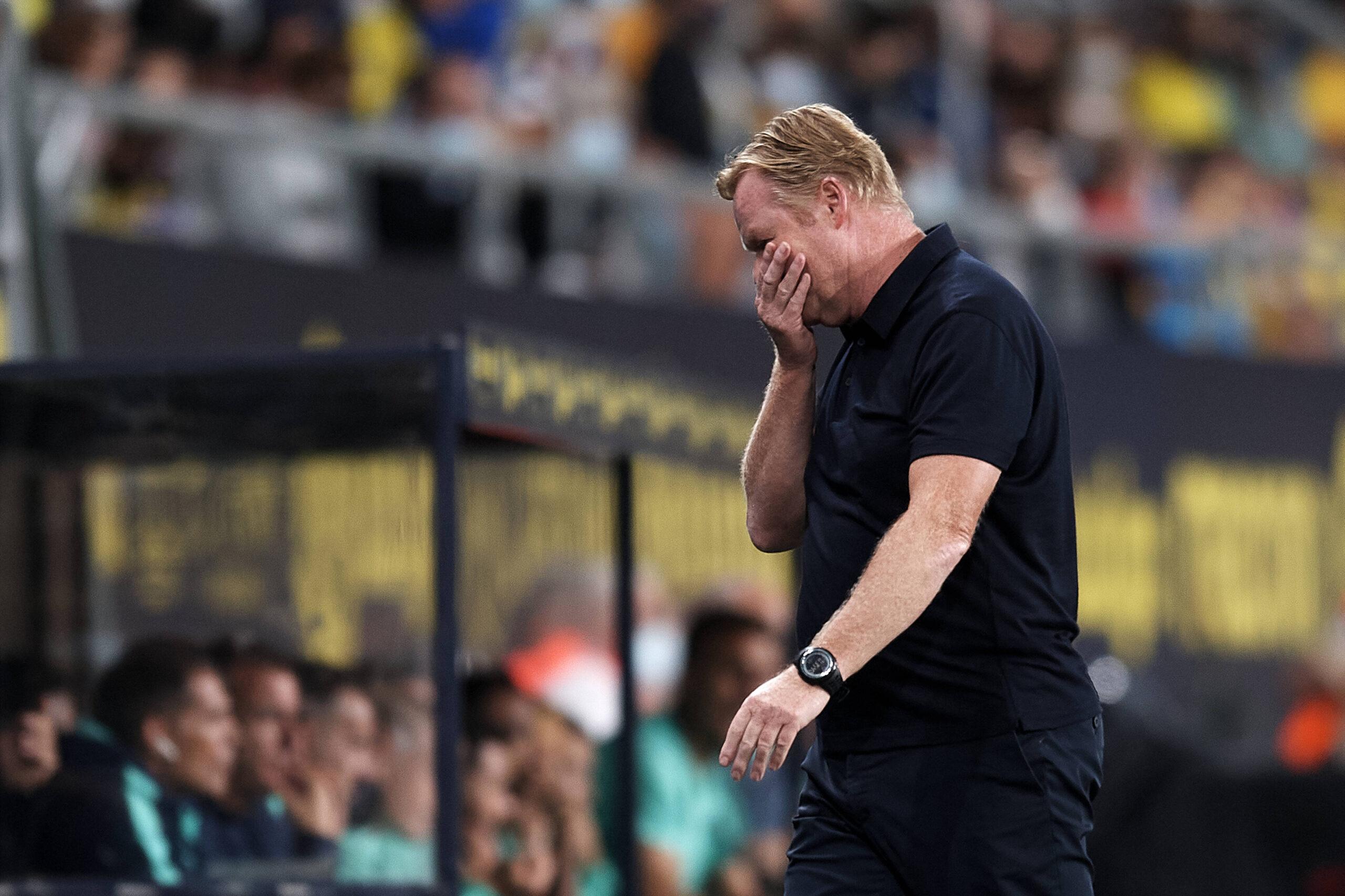 La Liga: Atletico Place Barcelona Coach Koeman's Job in Danger