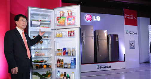 LG Bottom Freezer Refrigerators Make the Perfect Fit for a Kitchen