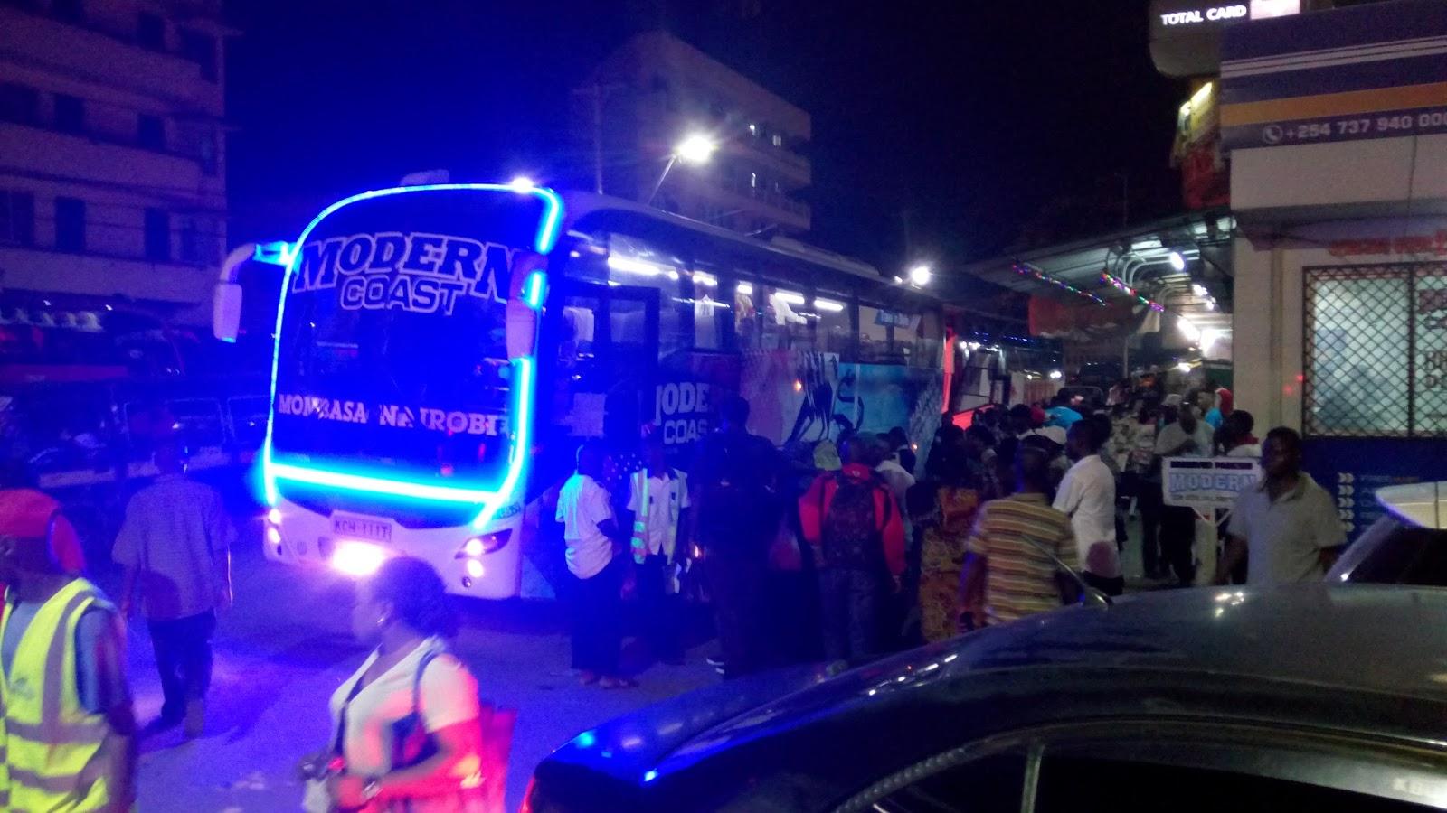 Matatus Appeal for Suspension of Night Travel Ban