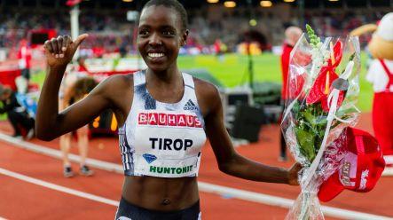 World Athletics Record Holder Agnes Tirop Murdered