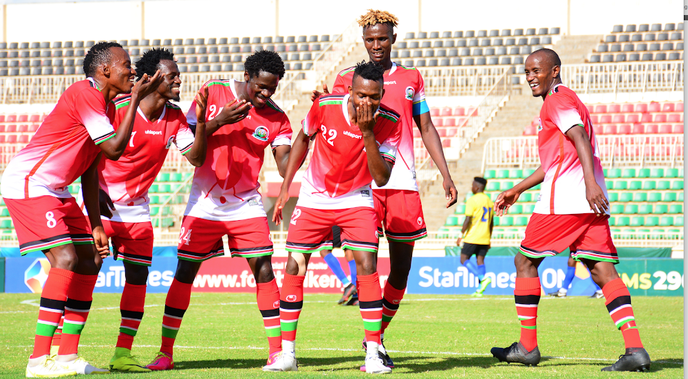 FKF to Unveil Harambee Stars Motivation Partners
