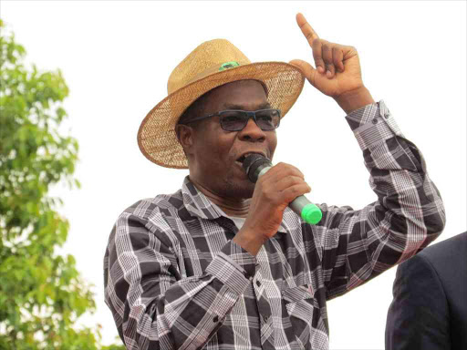 Ugunja MP Opiyo Wandayi Withdraws from Siaya Governor's Race