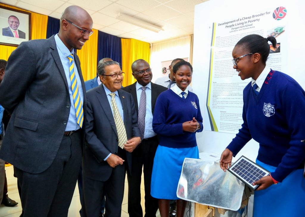 Young Scientists National Science and Technology Exhibition Kicks-Off