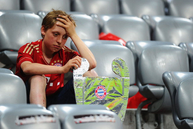 Bundesliga: Bayern Suffer First Home Defeat in 30 Matches