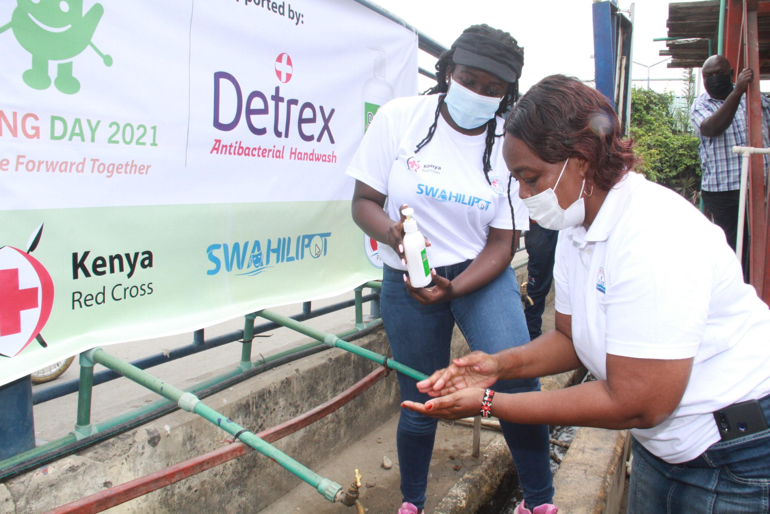 Pwani Oil Introduces Detrex Soap as Kenya Marks Global Handwashing Day