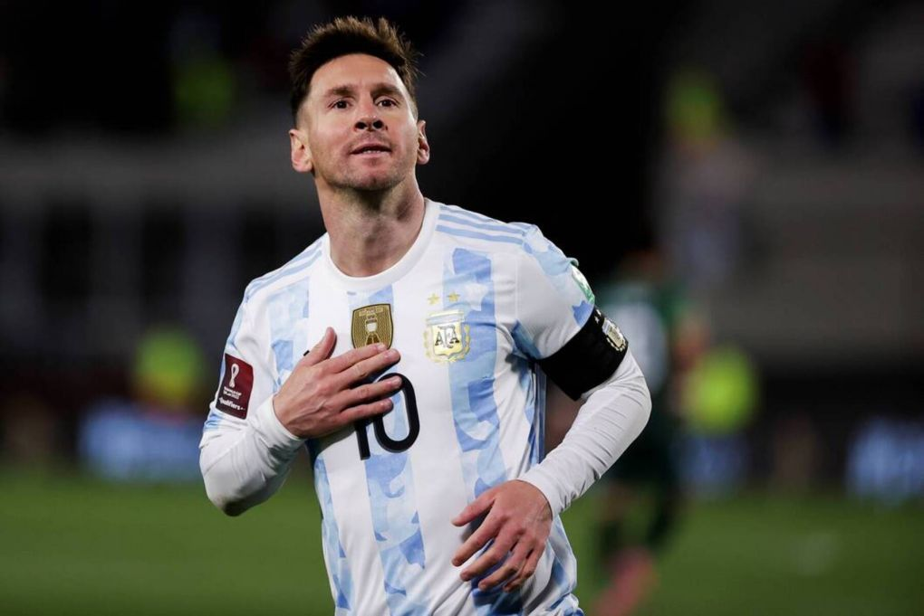 Messi Sets New South American Goal Scoring Record